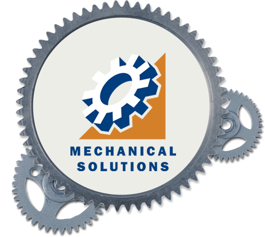 mechanical solutions gear logo